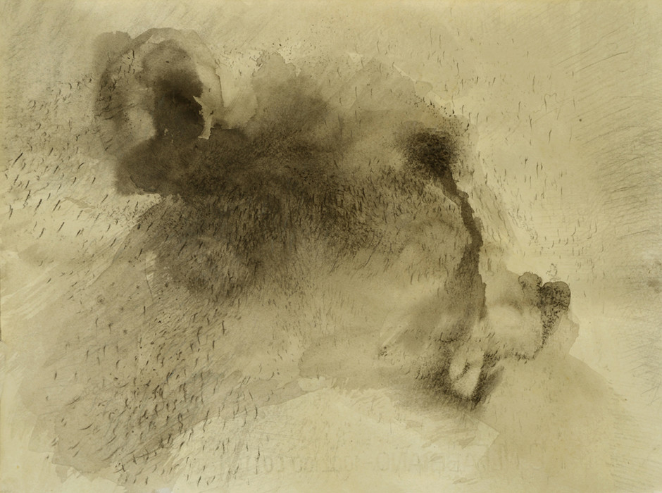 works on paper erich gruber